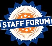 Staff Forum